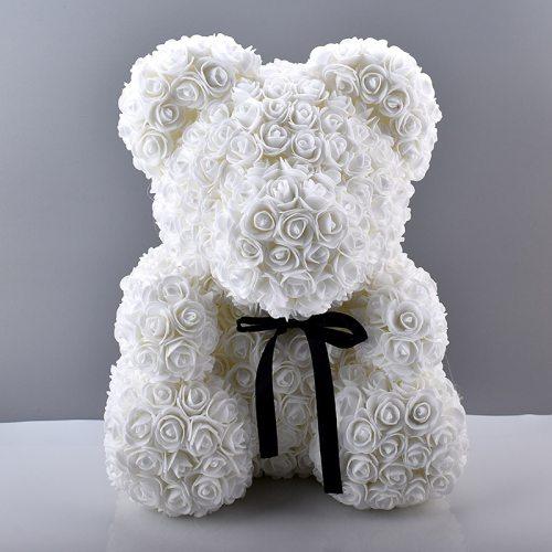 25cm Rose Bear Valentines Gift Home Decoration