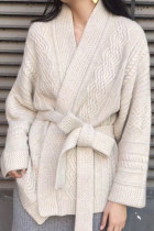 Women's Fashion Cardigans Knitted Oversized Sweaters