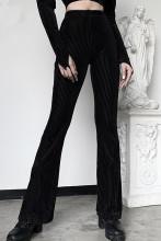 Vintage Streetwear E-girl Aesthetic Y2K Flare Pants