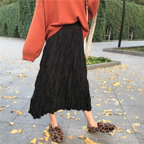 2021 New Spring Summer Autumn Hot Selling Women'S Fashion Casual Sexy Skirt