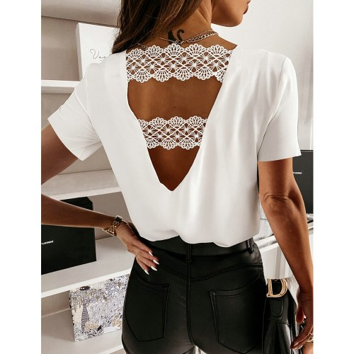 Summer New Fashion Solid T Shirt Women Elegant Autumn V Neck T Shirt Office Ladies Sexy Long Sleeve Slim Tops T Shirt Streetwear