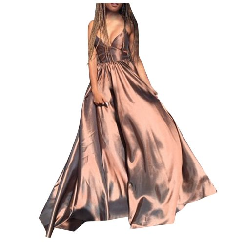 Woman Dress Formal Prom Party Ball Gown Dresses for women Sexy Sleeveless Backless Long Dresses женское платье Vestidos
