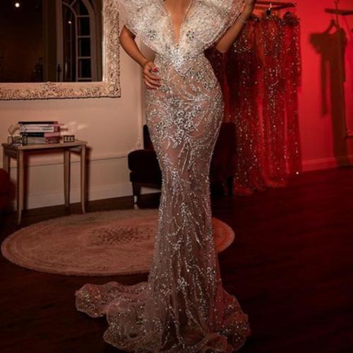 Deep V Neck Short Sleeve Skinny Dress Sexy Tight Club Party Lady Fashion Women Sheath Dress Young Party Dress