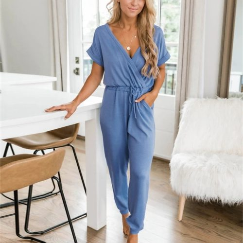 Fashion Women's Clothing Ladies Female Print Playsuits Bodysuits Body Women Comfortable Boho Jumpsuits