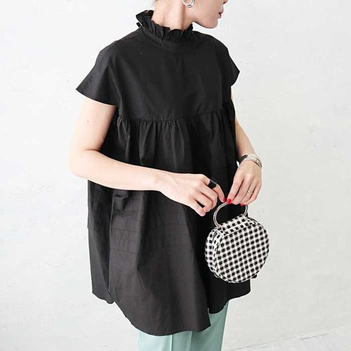 Korean T-Shirt Summer Fashion Women's Clothes Black White Blouse Ladies Oversized Tops Back Tie Casual Loose Short Sleeve Shirts