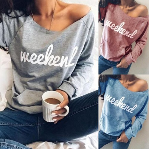 Hot style for autumn and winter women's wear with shoulder and long sleeve women o-neck hoodie OM8732