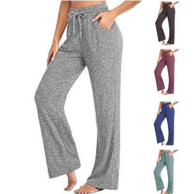 Baggy Summer Joggers Women's Pants Female Sports Pant For Women Trousers Lady Plus Size Wide Leg Pant Sweatpants Plus Size