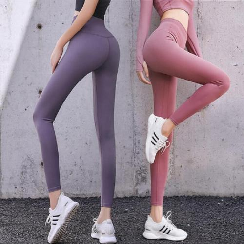 Women Yoga Leggings Seamless High Waist With Tight Sweatpants Workout Breathable Fitness Clothing Training Pants Female Trousers