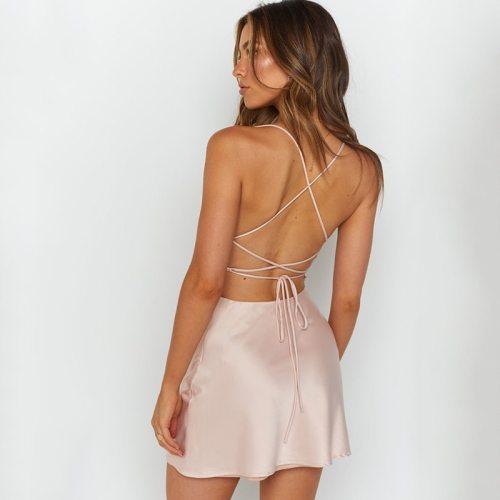 2021 woman dresses Come And Get It Party Dress Blush vestidos summer dresses casual vestido