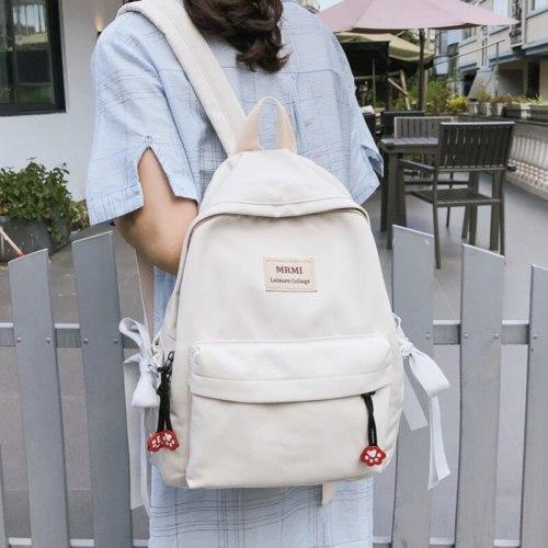 Women Backpack Travel Bag Waterproof Nylon School Bag Mochilas For Girls Backpack Female Casual Shoulder Bag