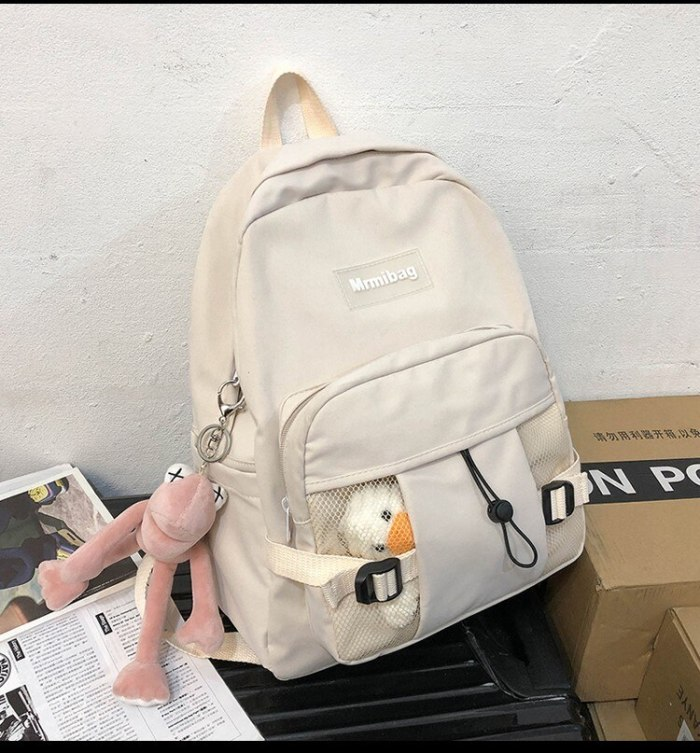 Schoolbag women's Korean-style high school large capacity Junior High School New backpack Harajuku ulzzang