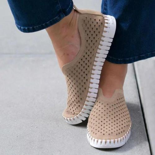 2021 Women Ballet Flats Shoes Breathable Slip on Ladies Shallow Moccasins Casual Shoes Female Summer Loafer Shoes Women785