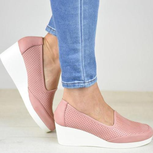 Shoes Sneakers Women Shoes light Breathable Ladies Slip-On Solid Color Sneakers for Female Sport Casual Shoes Women