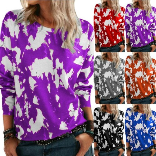 Women Tshirts Tees Long Sleeve 2021 Casual Fitted Shirt Tops Tee Summer Holiday Style T-shirts Ladies Shirts 2021