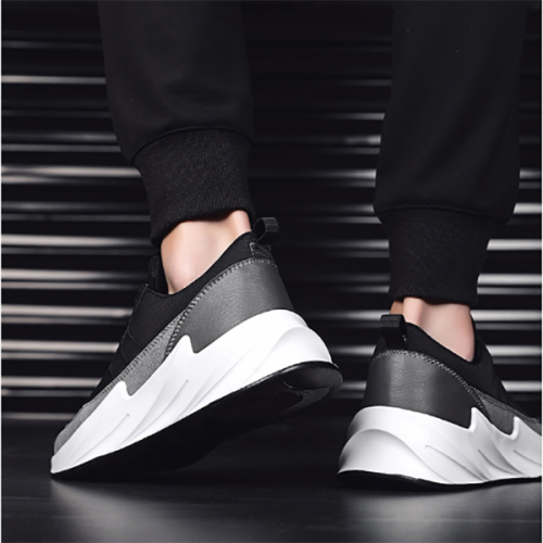 Men's Fashion Trend Breathable Low-Top Men's Sneakers