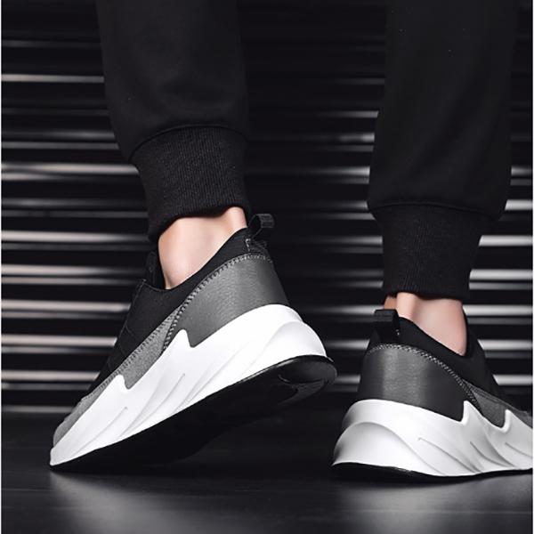 Men's Fashion Trend Breathable Low-Top Men's Sneakers