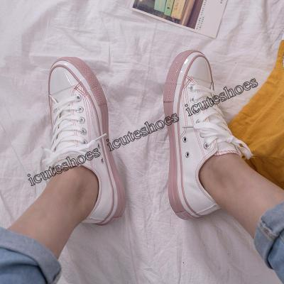 Canvas Shoes for Female Shoes Fashion Shoes New Cloth Shoes White Shoes