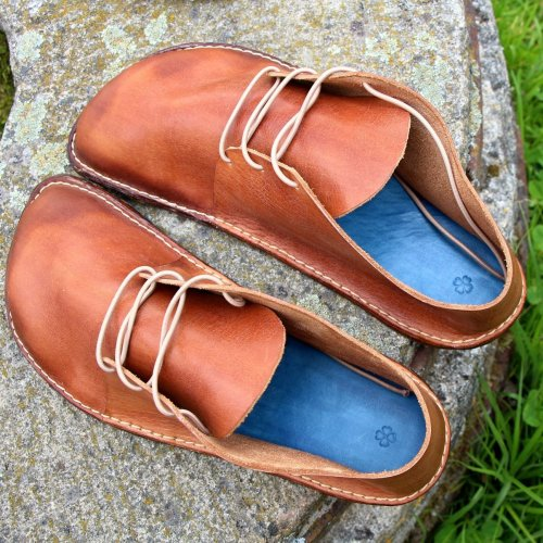Handmade Flat Bottom Soft Bottom Shoes