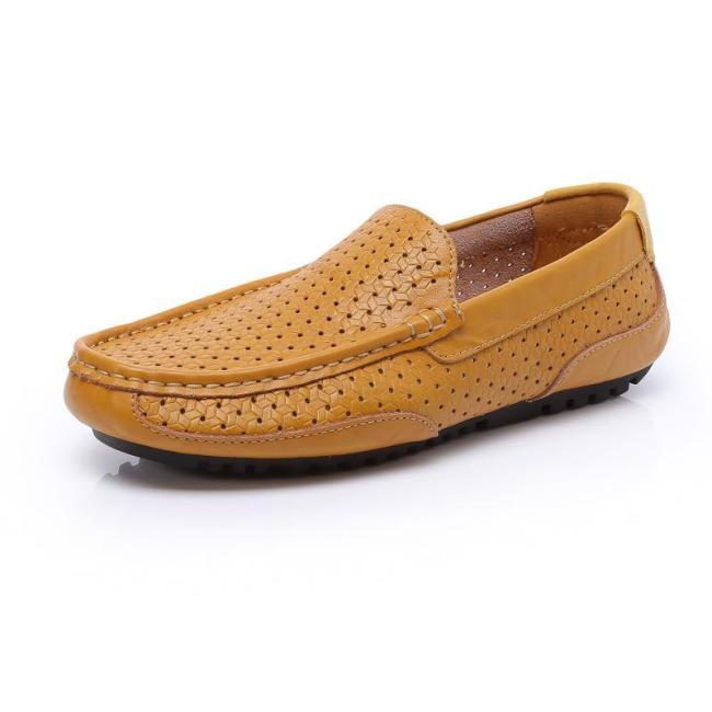 Mens Beanie Casual  Fashion Slip-on Shoes Flats