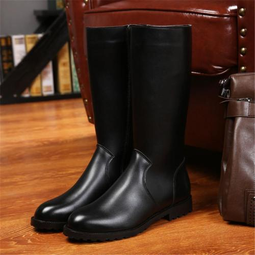 Men's high boots Martin boots