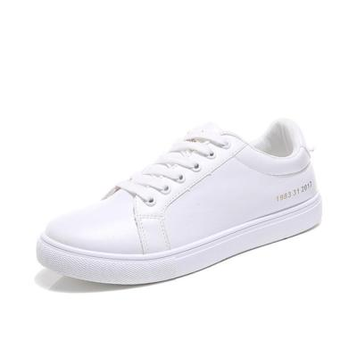 Low-top flat-bottomed casual shoes
