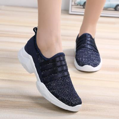 Women Flats Slip-on Loafers Sport Shoes Big size