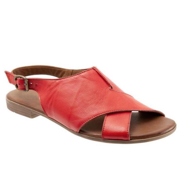 Fashion Casual   Wild Flat Open Toe Sandals