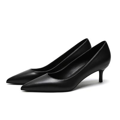 Elegant Pointed Toe Date Work Shoes