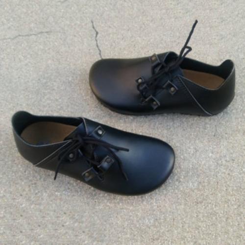 Vegan Shoes Soild Daily Flats