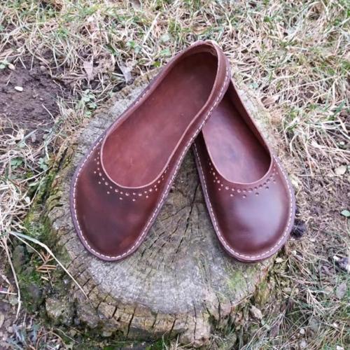 Women Close Toe Soft Casual Flat Shoes