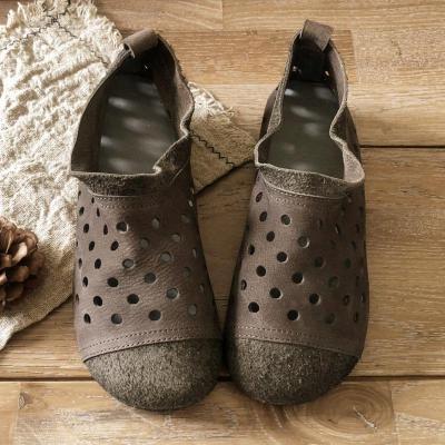 Breathable Comfortable Soft Bottom Flat Shoes
