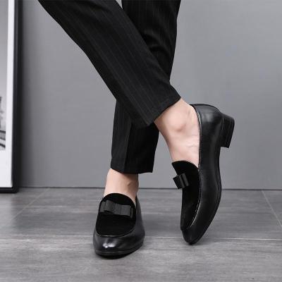 Bowknot Flats Casual Slip On Dress Shoes