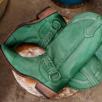 Tassel Vintage Comfy Slip On Boots