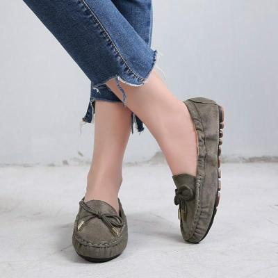 Women Spring Summer Flat Casua Loafers Slip on Shoes