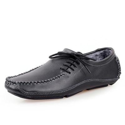 Men's Casual Square Toe Driving Shoes
