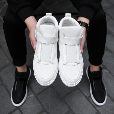 Mens high top fashion sneakers