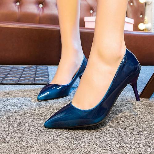 Spring/Summer Elegant Work Pointed Toe Shoes