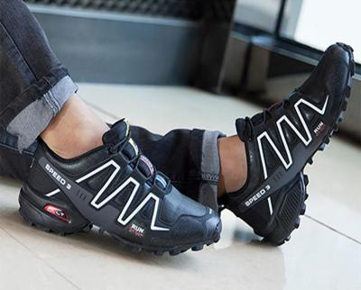 Non-slip mountaineering breathable hiking outdoor shoes