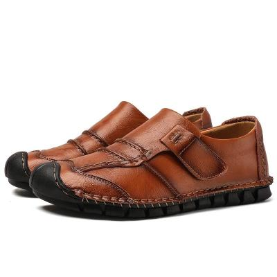 Classic Men's Casual Hook-buckle Loafers