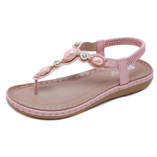 New women's sandals Bohemia holiday beach sandals