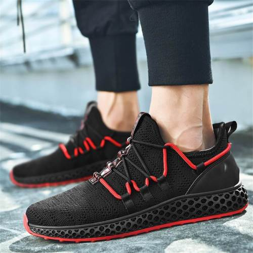 Men's Fashion Versatile   Comfortable Breathable Sneakers