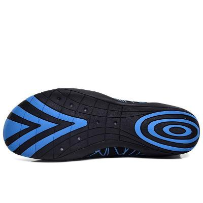 Mens Fabric Quick Drying Beach Water Shoes Casual Flats