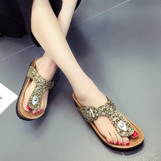 Large Size Slippers Women Cool New Female Summer Wear Women's Shoes