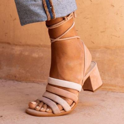 Women Open Toe Elegant Sandals
