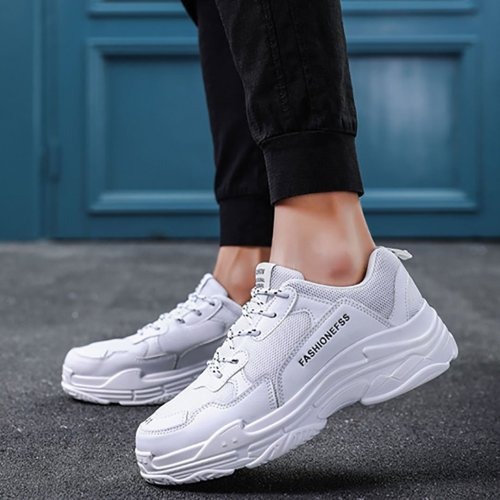 Breathable Bottom Casual Sports Shoes