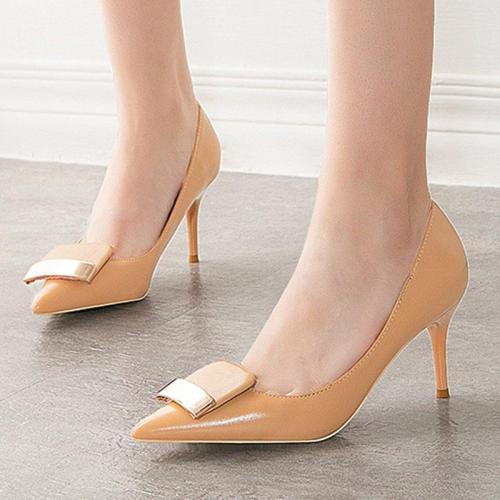 Pointed Toe Date Elegant Heels