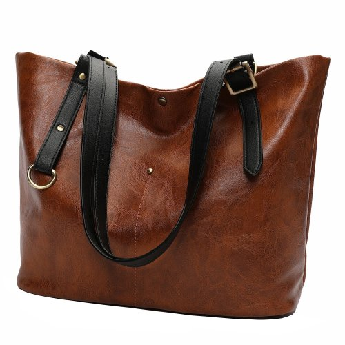 Fashion PU Leather Handbag Shoulder Bag