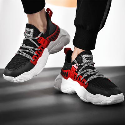 Men's Fashion Trend Color Matching Sneakers