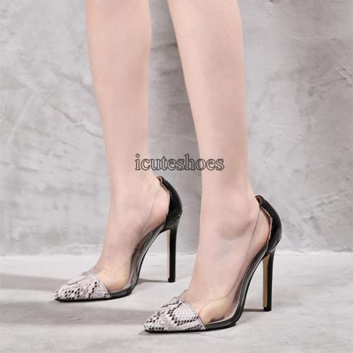 Shoes Woman Cross-border High Single Shoes High Heels Women's Shoes