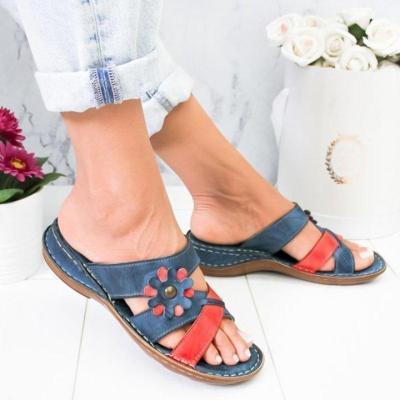 Women's Summer Floral Comfortable Sandals